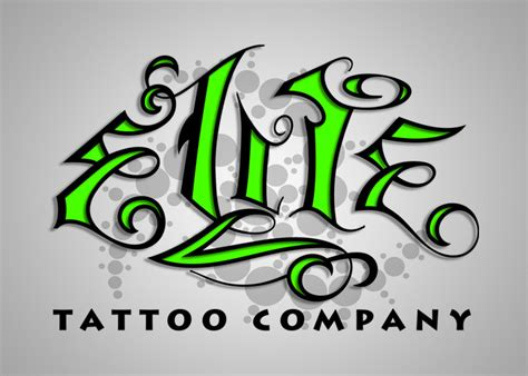 company logo tattoo for money elite tattoo company by louace on deviantart