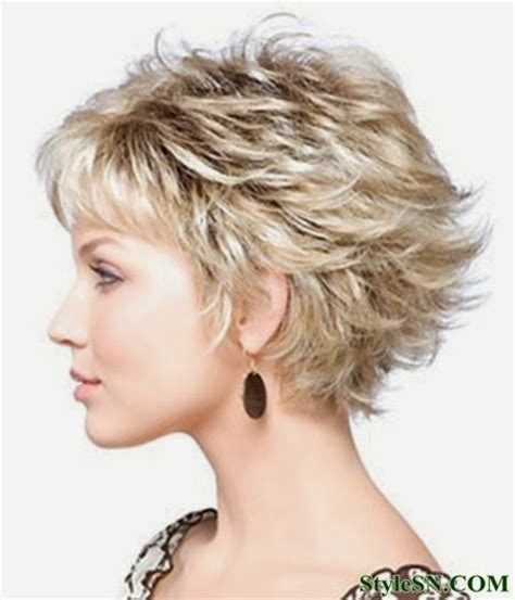 layered hair styles for round face over 50 short haircuts for women over 50 with round faces hairs