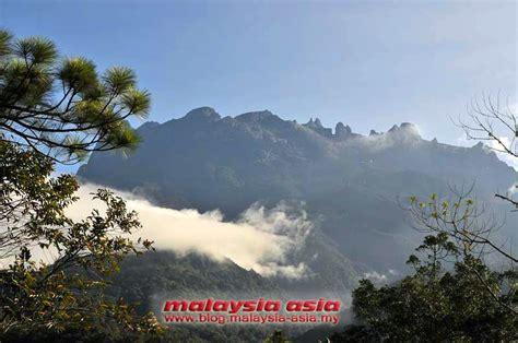 Malaysia 2009 Unesco World Heritage kinabalu park in sabah unesco world heritage site malaysia asia