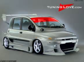 Fiat Multipla Tuned Tuning Fiat Multipla Tuning