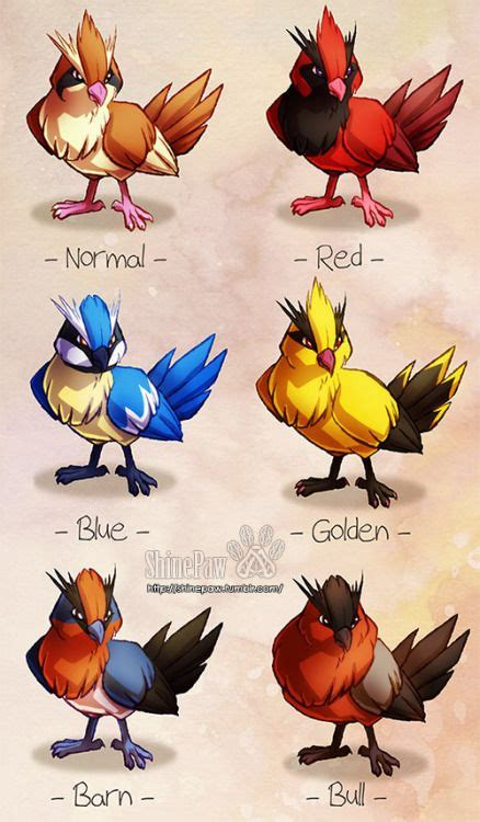 358 best images about pokemon variations on pinterest