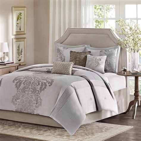 madison classics conrad 7 piece jacquard comforter set