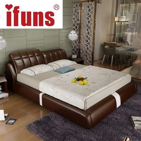 bed shoppong on line aliexpress com buy ifuns cheap bedroom furniture double