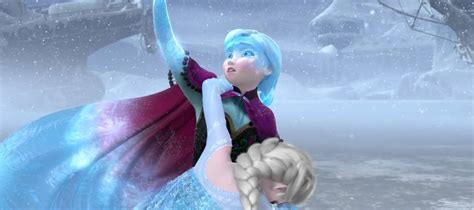 film barbie bahasa inggris frozen anna dan permaisuri salji an act of true love