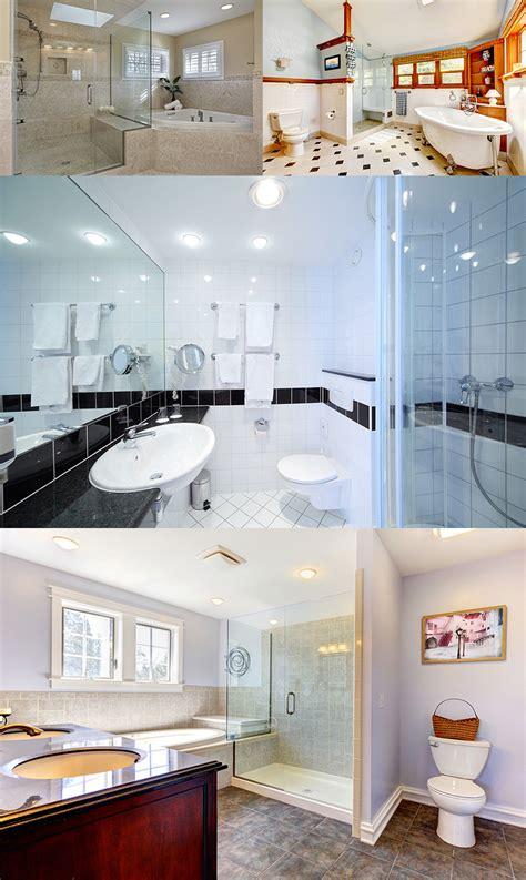 desain kamar mandi basah desain interior kamar mandi minimalis sederhana nan modern