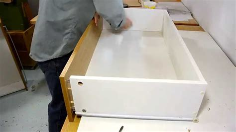 How To Put In Drawers by Stiffening Cheap Dresser Drawers
