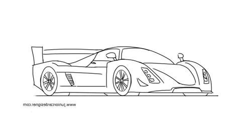 easy car to draw for junior car designer how to draw a race car junior car designer autos