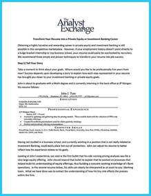 Banking Resume Objective One Of Recommended Banking Resume Examples To Learn How