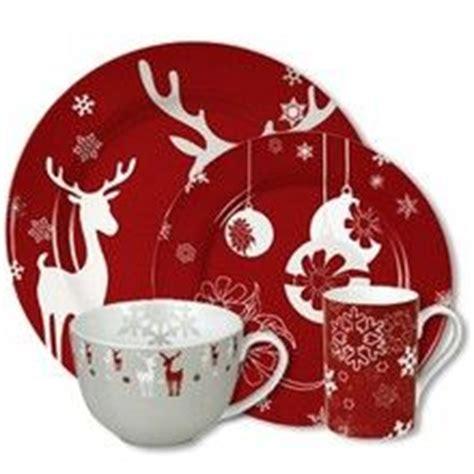 1000 ideas about christmas dinnerware on pinterest