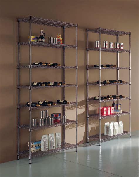 scaffali acciaio cromato mobili e complementi arredi in acciaio cromato