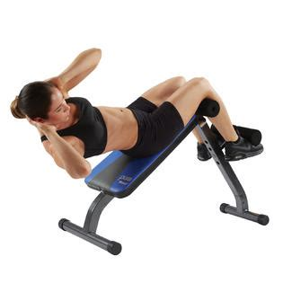 abs crunch bench pure fitness ab crunch and sit up bench fitness sports