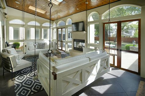 Lanai Design Ideas Patio Traditional With Skylight Ceiling Screened In Porch | lanai design ideas patio traditional with skylight ceiling