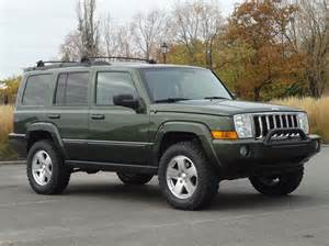 Jeep Commander 4 Inch Lift Fdufour226 2007 Jeep Commandersport Specs Photos