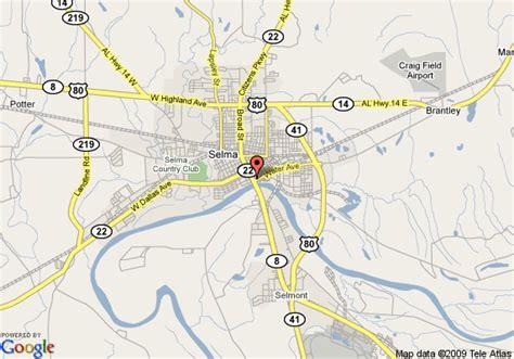 selma texas map map of st hotel selma selma