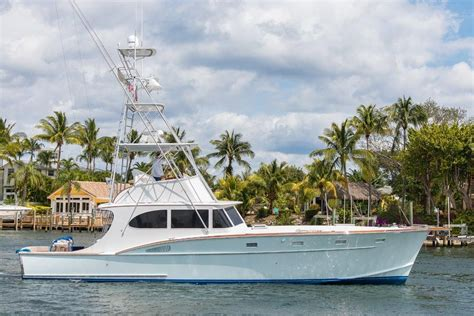 whiticar sport fishing boats 1975 brownell rybovich whiticar custom sportfish power