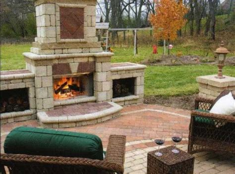 Unilock Fireplace by Unilock Fireplace Water And