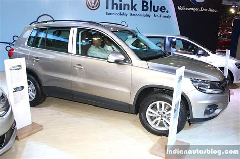 volkswagen nepal vw tiguan showcased at the 2014 nepal auto show