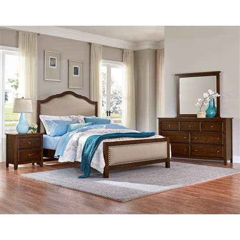 bedroom groups artisan post by vaughan bassett artisan choices queen
