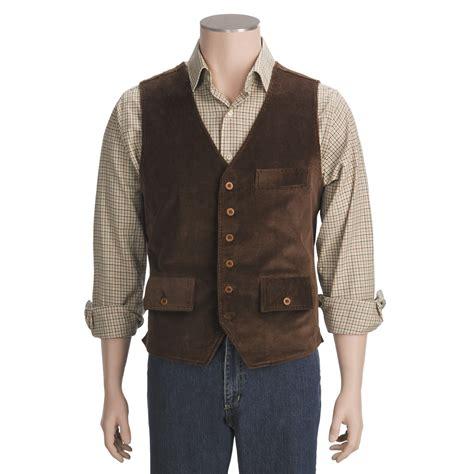 j l powell corduroy vest for save 60