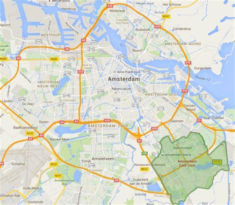 Restaurants in Amsterdam Zuidoost