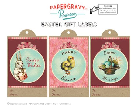 printable easter basket gift tags digital collage sheets archives the graphics fairy