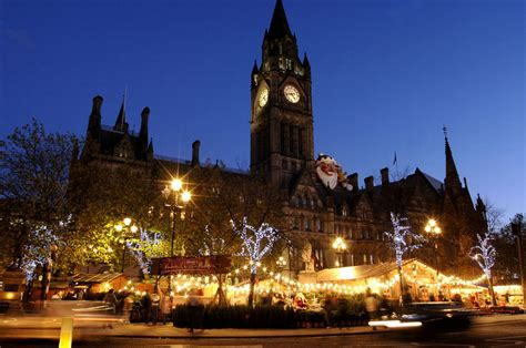 manchester at christmas birmingham live