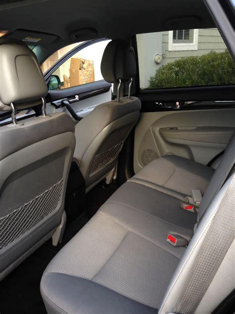 2011 Kia Sorento Interior Dimensions by 2011 Kia Sorento Pictures Cargurus