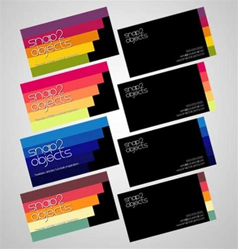 50 free business card templates 50 free psd business card templates