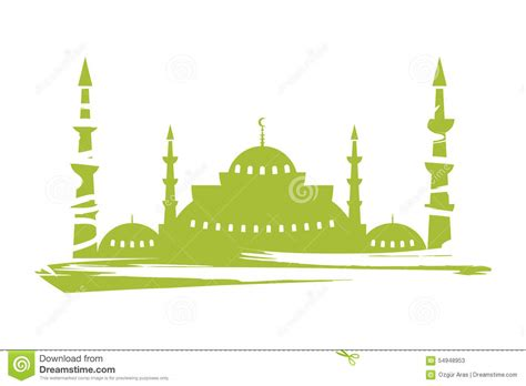 design masjid vector free download welcome ramadan mosque and vector crafted design stock