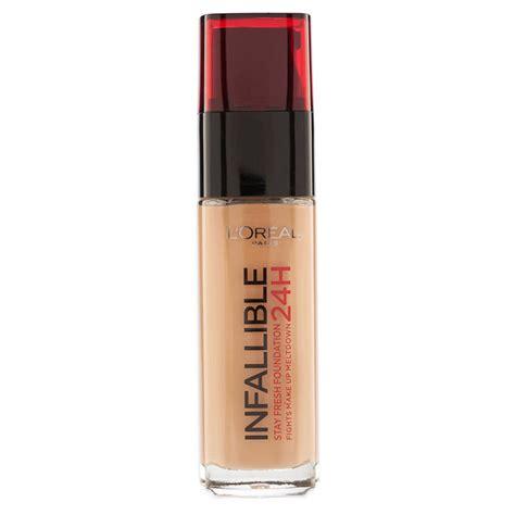 L Oreal Infallible Liquid Foundation l oreal infallible makeup liquid foundation mugeek vidalondon