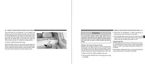 Download 2004 Jeep Liberty Owner S Manual Zofti Free