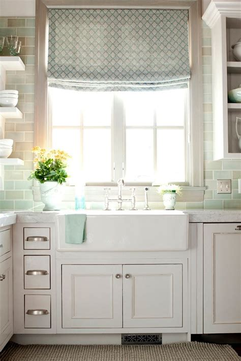 cottage kitchen with farmhouse sink home classic - Cottage Kitchen Sinks