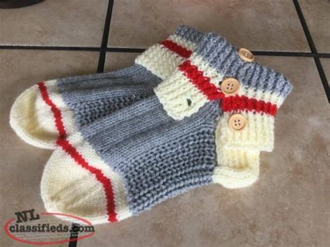 pattern for newfoundland socks slipper socks beer mitts gloves and more conception bay