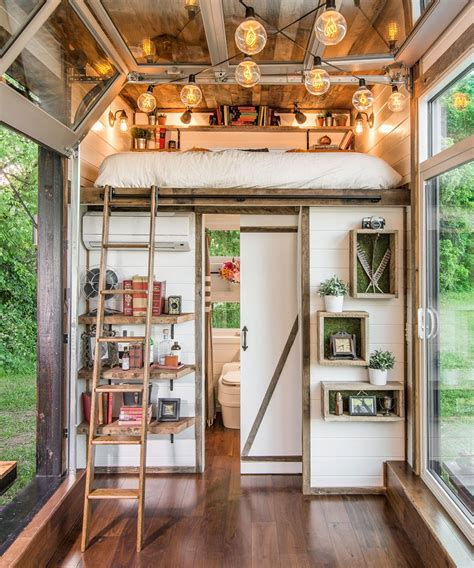 inside tiny houses new frontier alpha tiny home
