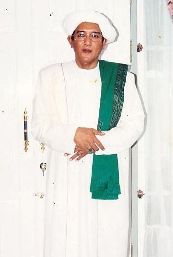 profil syaikh zaini abdul ghani guru ijai guru sekumpul