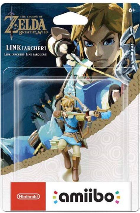 Amiibo Link Rider The Legend Of Breath Of The breath of the amiibo box revealed