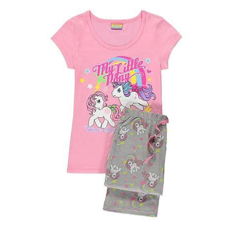Set Piyama Pony my pony pyjama set george at asda mlp