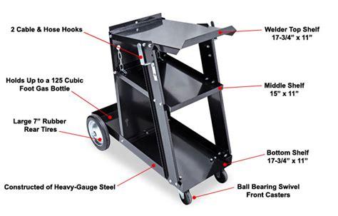 eastwood welding cart with drawers eastwood mig welder welding cart