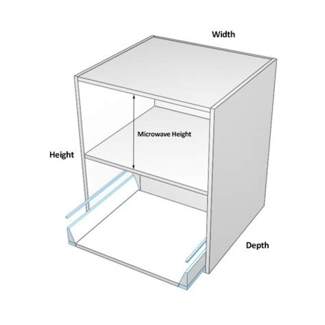 cabinet microwave dimensions stylelite acrylic appliance cabinet microwave box