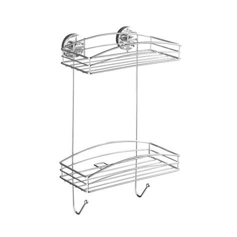 bathtub caddy home depot gatco wall mount brass corner shower and tub caddy in