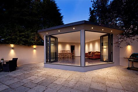 High End Landscape Lighting High End Residential Contemporary Patio By Future Light Design