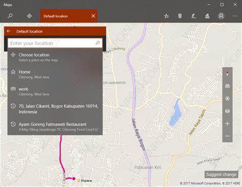 cara membuat aplikasi ios di windows cara mengatur lokasi default di windows 10 winpoin