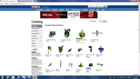 roblox catalog user blog dakota j f roblox updates new catalog look
