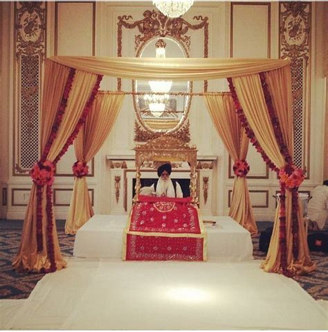 Best 25  Sikh wedding decor ideas on Pinterest   Punjabi