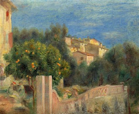 renoir sulla terrazza пьер огюст ренуар биография и картины художника в жанре