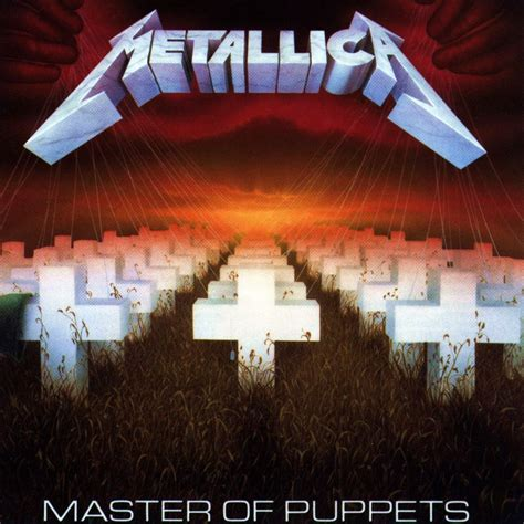 Master Of Puppets Metallica Master Of Puppets 1986 S Artwork Gallery