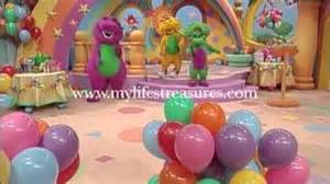 Watch now my party with barney vhs