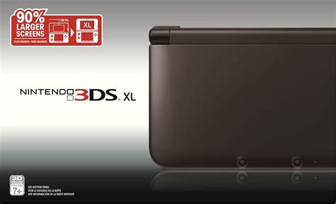 Black Xl Nintendo To Release A Black 3ds Xl Oprainfall