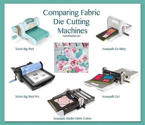 Fabric Cutting Machines For Quilting by Which Is The Best Fabric Cutting Machine Accuquilt Big