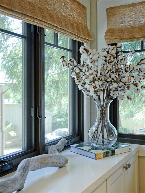 Shade Curtains Decorating 10 Top Window Treatment Trends Hgtv